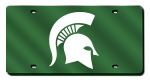Michigan State Spartans License Plates