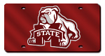 Mississippi State Bulldogs License Plates