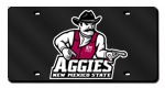 New Mexico State Aggies License Plates