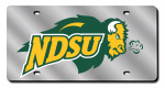 North Dakota State Bison License Plates
