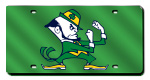 Notre Dame Fighting Irish License Plates
