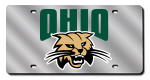 Ohio Bobcats License Plates