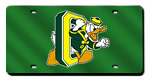 Oregon Ducks License Plates