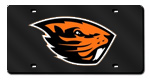 Oregon State Beavers License Plates