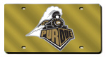 Purdue Boilermakers License Plates