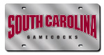 South Carolina Gamecocks License Plates
