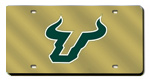 South Florida Bulls License Plates