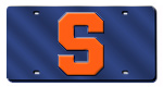 Syracuse Orange License Plates