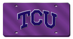 TCU Horned Frogs License Plates