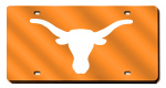 Texas Longhorns License Plates
