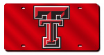 Texas Tech Red Raiders License Plates