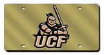 UCF Knights License Plates