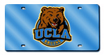UCLA Bruins License Plates