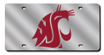 Washington State Cougars License Plates