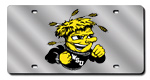 Wichita State Shockers License Plates