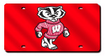 Wisconsin Badgers License Plates
