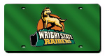 Wright State Raiders License Plates