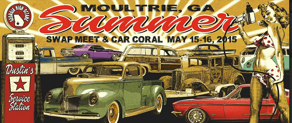 car show and swap meet in moultrie ga