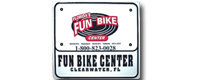 Embossed Aluminum Motorcycle License Plates