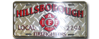 Embossed Aluminum Standard License Plates