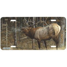 Hunter's Dream Airbrushed License Plate