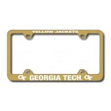 Georgia Tech - Yellow Jackets License Plate Frame