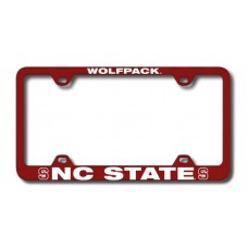 NC State University - Wolfpack License Plate Frame