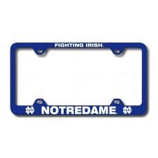 University of Notre Dame - Fighting Irish License Plate Frame