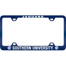 Southern University - Jaguars License Plate Frame