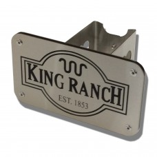 King Ranch Hitch Cover