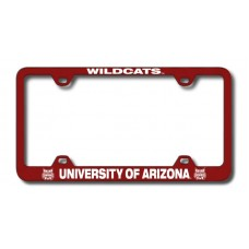 Arizona Wildcats Wide Body Red License Plate Frame