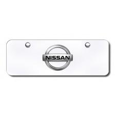 Nissan Logo CHR/CHR Mini License Plate