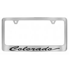 Chevrolet - Colorado - Chrome Plated Brass Frame