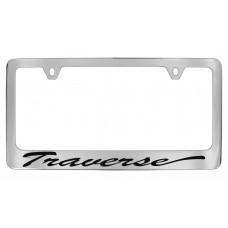 Chevrolet - Traverse - Chrome Plated Brass Frame.
