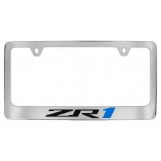 Chevrolet - Zr-1 - Chrome Plated Brass Frame