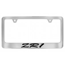 Chevrolet - Zr1 - Chrome Plated Brass Frame