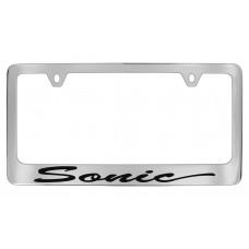 Chevrolet - Sonic - Chrome Plated Brass Frame