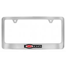 Chevrolet - Zo6 - Chrome Plated Brass Frame