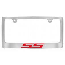 Chevrolet - Ss - Chrome Plated Brass Frame