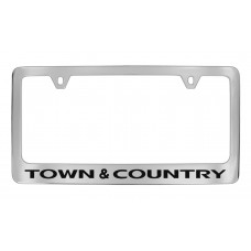 Chrysler - Town & Country - Chrome Plated Solid Brass