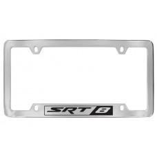 Chrysler - Srt8 - Bottom  Engraved - Chrome Plated Brass