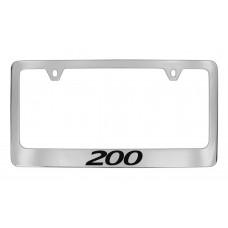 Chrysler - 200 - Chrome Plated Solid Brass