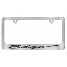 Ford - Edge  - Chrome Plated Brass - Script