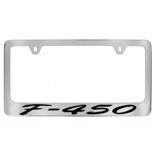 Ford - F-450 - Chrome Plated Brass - Script