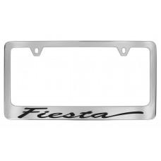 Ford - Fiesta  - Chrome Plated Brass - Script