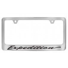 Ford - Expedition - Chrome Plated Brass - Script