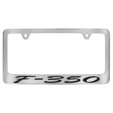 Ford - F-350 - Chrome Plated Brass - Script