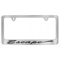 Ford - Escape  - Chrome Plated Brass - Script