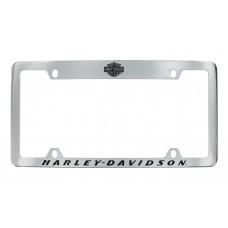 Universal V-Rod License Frame