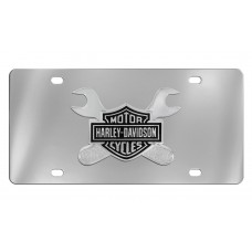 Harley Davidson B&S with Dual Crossed Wrenches Emblem